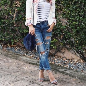 Articles of Society Janis boyfriend jeans